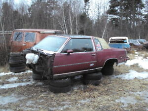 1985 CUTLASS T-top  other g-body parts.