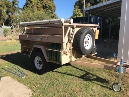 Off road camper trailer Mackay Mackay City Preview