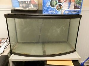 30 Gal Fish Tank and all accessories