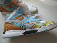 souliers Reebok Monopoly***NEUVES**NEW***shoes