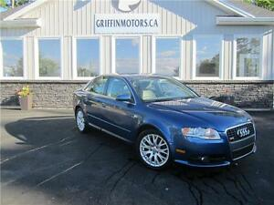 2008 Audi A4 S-Line Only $108 B/W taxes In OAC