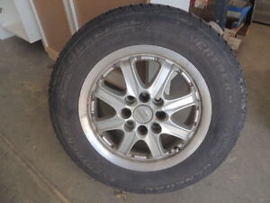 Universal Rims with tires
