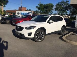 2016 Mazda CX-5 GT NAVIGATION*LEATHER*HEATED SEATS