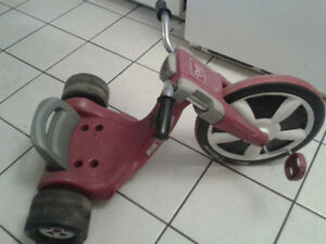 Big Wheel bike, 3 seat positions .  $25