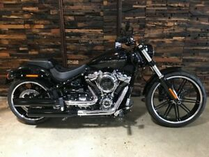 2019 Harley-Davidson 2019 HARLEY-DAVIDSON 1745CC FXBR BR