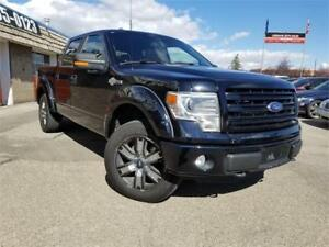 2014 Ford F150 Kings Ranch