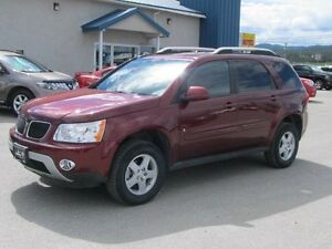 2009 Pontiac Torrent Base All-wheel Drive Sport Utility