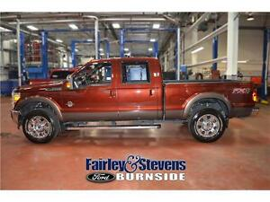 2015 Ford Super Duty F-250 SRW Lariat! Ultimate Pack!