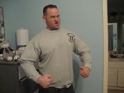 Vintage 2000 Pumping Up With Hans and Franz SNL Halloween Costume Sweatshirt - Hans And Franz Snl