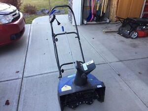 Electric snow blower - Snoejoe Ultra SJ620