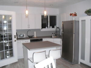 Beautiful Modern, 2 Bed, Fully Furnished, Private, Pets Ok