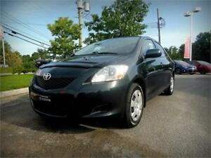 2012 Toyota Yaris Berline Seulement 62312 KM Bluetooth A/C