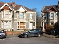 Somerset Road. First floor flat. Shared garden NO LONGER AVAILABLE