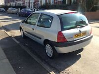 £695 RENAULT CLIO 1.4 - LONG M.O.T - DRIVES VERY NICELY - GOOD CONDITION THROUGHOUT