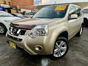 2011 Nissan X-Trail T31 Series IV ST 2WD Gold 1 Speed Constant Variable Wagon Hamilton Newcastle Area Preview