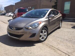2012 Hyundai Elantra Sedan SAFETY & E-TESTED CLEAN CAR PROOF