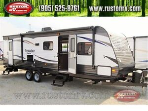 NEW 2017 Prowler Lynx 285LX Travel Trailer CLEARANCE $21999!