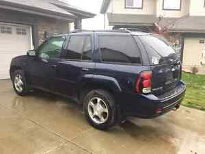 *WINTER READY* 2008 Chevrolet Trailblazer SUV 4X4 Edmonton Edmonton Area image 2