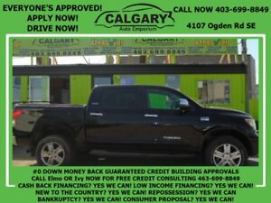2007 Toyota Tundra Limited * $28 DOWN  EVERYONE APPROVED*