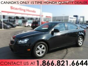 2013 Chevrolet Cruze LT TURBO | NO ACCIDENTS