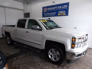 2015 Chevrolet Silverado 1500 LTZ LEATHER NAV SUNROOF
