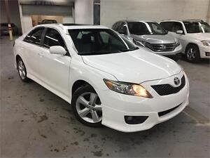 TOYOTA CAMRY SE 2011 CUIR/MAGS/TOIT/DEMARREUR!!