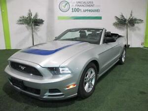2013 FORD MUSTANG V6 PREMIUM A  SEULEMENT $78/SEMAINE