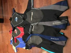 BodyGlove Wet Suits