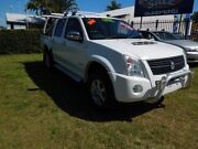 2007 Holden Rodeo RA MY07 LT Crew Cab White 4 Speed Automatic Dual Cab Ballina Ballina Area Preview