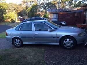 2000 Holden Vectra Sedan Metford Maitland Area Preview