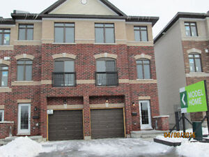 New Executive 3 BDR Townhouse in Orleans - $1,475/month