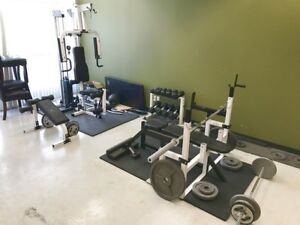 Upcoming Bankruptcy Auction: Weightroom Equipment - June 7th