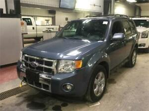 *SAFETIED* 2011 FORD ESCAPE LIMITED AWD *LOADED* *CLEAN TITLE*
