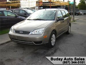 2005 FORD FOCUS ZXW WAGON SE.