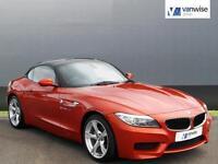 2014 BMW Z Series Z4 SDRIVE20I M SPORT ROADSTER Petrol orange Manual