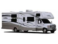 31 Class C Motor Home with Slide Outs & Bunks for Rent!