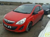 Vauxhall Corsa D Limited Edition Complete front end 2011-2014