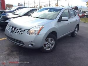 2010 NISSAN ROGUE AUTOMATIQUE CLIMATISEE 4 CYLINDRES 142000 KM