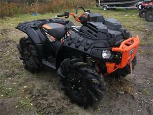 2016 POLARIS XP 1000 HIGHLIFTER! 285 MILES! BEAST OF MACHINE