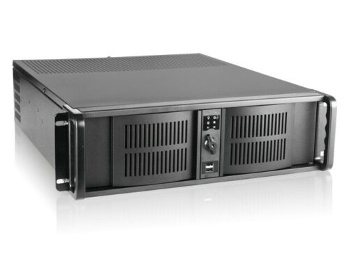 iStar D Storm D-300 3U Rackmount Server Chassis D-300