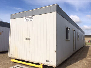 *** REDUCED Mobile Office / Lunch Trailer - 12'x60' skid ***