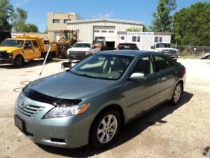 2009 Toyota Camry LE 4cyl auto leather must go!!