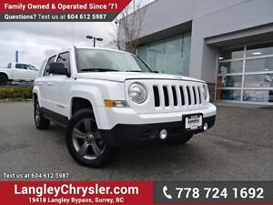 2015 Jeep Patriot Sport/North ACCIDENT FREE w/ 4X4, SUNROOF &...