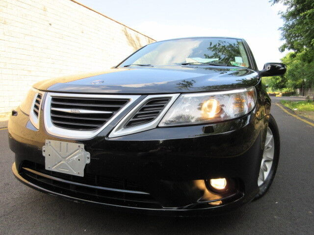 Image 1 of Saab: 9-3 4dr Sdn Black