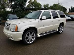 2003 Cadillac Escalade,193410 km, Navigation, DVD, Mint Shape