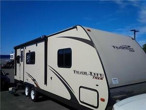 2014 TRAVEL TRAILER - R-VISION TRAIL-LITE TREK 252RKS