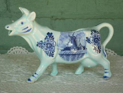 Cow Jug Made in Holland