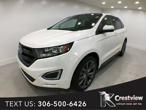 2016 Ford Edge Sport AWD V6 | Leather | Sunroof | Navigation