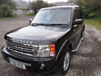 Land Rover DISCOVERY 3 2.7 TD V6 SE5dr 7 Seats - Superb Original Car!