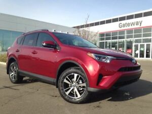 2018 Toyota Rav4 LE 4dr All-wheel Drive